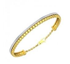 Natural Diamond Bracelets 0.79 CT / 13.25 gm GOld