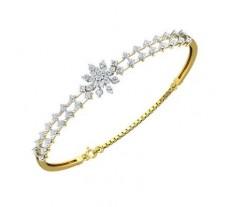 Diamond Bracelets 1.04 CT / 7.46 gm Gold