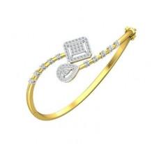 Natural Diamond Bracelets 1.13 CT / 15.80 gm Gold