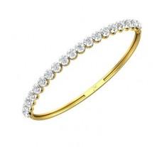 Natural Diamond Bracelets 1.33 CT / 10.30 gm Gold