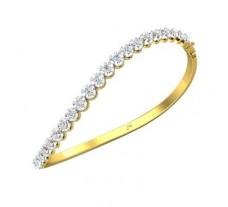 Natural Diamond Bracelets 1.68 CT / 13.50 gm Gold