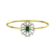Natural Diamond & Gemstone Bracelets Gold