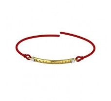 Natural Diamond Bracelets 0.08 CT / 1.71 gm Gold