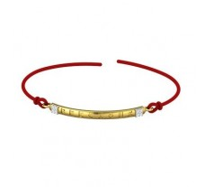 Natural Diamond Bracelets 0.08 CT / 1.46 gm Gold