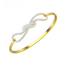 Natural Diamond Bracelets 0.76 CT / 13.40 gm GOld