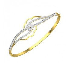 Natural Diamond Bracelet 0.83 CT / 12.00 gm Gold