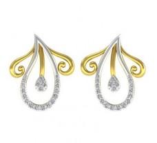 Diamond Earrings 0.50 CT / 6.30 gm Gold