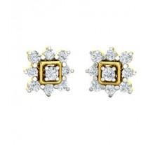 Diamond Earrings 0.66 CT / 3.00 gm Gold