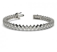 Natural Diamond Bracelets 8.97 CT / 19.85 gm Gold
