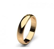 Plain Gold Band Ring 8.00 gm 18k