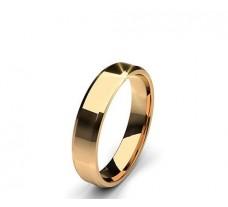 Plain Gold Band Ring 4.73 gm 18k