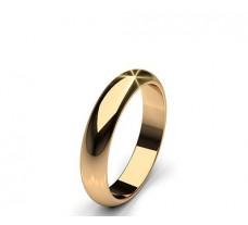 Plain Gold Men's Band Ring 6.69 gm 18k