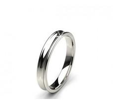 Plain Gold Men's Band Ring 4.14 gm 18k