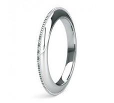 Plain Gold Band Ring 4.70 gm 18k