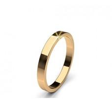 Plain Gold Band Ring 4.88 gm 18k