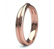 Plain Gold Band Ring 5.50 gm 18k