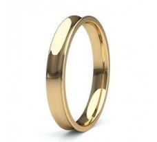 Plain Gold Band Ring 3.50 gm 18k