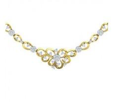 Diamond Necklace 1.75 CT / 14.30 gm Gold