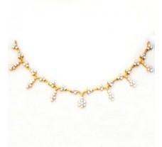 Diamond Necklace 2.16 CT / 8.87 gm