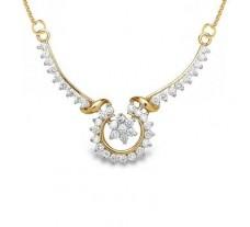 Natural Diamond Tanmaniya 1.35 CT / 4.50 gm Gold