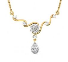 Natural Diamond Tanmaniya 0.29 CT / 1.30 gm Gold