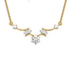 Natural Diamond Tanmaniya 0.19 CT / 1.10 gm Gold