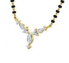 Natural Diamond Tanmaniya 0.34 CT / 1.63 gm Gold