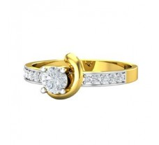 Natural Diamond Designer Ring 0.40 CT / 2.52 gm Gold
