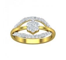 Natural Diamond Ring 0.47 CT / 3.25 gm Gold