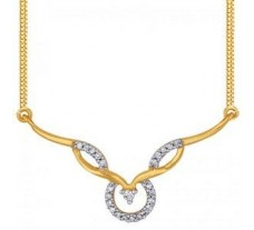 Natural Diamond Tanmaniya 0.13 CT / 3.60 gm Gold