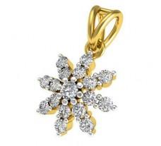 Natural Diamond Pendant 0.413 CT / 1.55 gm Gold