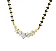 Natural Diamond Tanmaniya 0.30 CT / 1.10 gm Gold