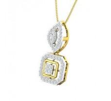 Natural Diamond Pendant 0.53 CT / 3.03 gm Gold