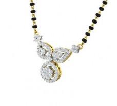 Natural Diamond Tanmaniya 1.03 CT / 4.63 gm Gold