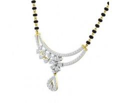 Natural Diamond Tanmaniya 0.87 CT / 3.58 gm Gold