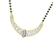 Natural Diamond Tanmaniya 0.74 CT / 4.77 gm Gold