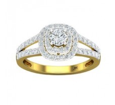Natural Diamond Solitaire Ring 0.85 CT / 3.40 gm Gold