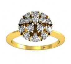 Natural Diamond Ring 0.48 CT / 3.32 gm Gold