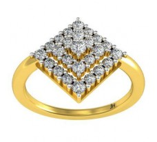 Natural Diamond Ring 0.48 CT / 3.22 gm Gold