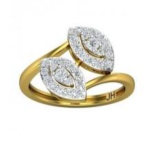 Natural Diamond Ring 0.48 CT / 3.58 gm Gold
