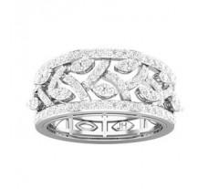 Natural Diamond Ring 0.91 CT / 5.70 gm Gold
