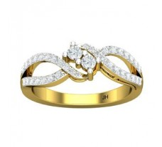 Natural Diamond Ring 0.47 CT / 3.57 gm Gold