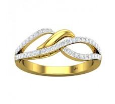 Natural Diamond Ring 0.33 CT / 3.20 gm Gold