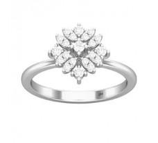 Natural Diamond Ring 0.29 CT / 3.10 gm Gold