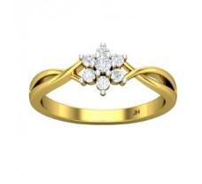 Diamond Ring 0.23 CT / 2.65 gm Gold