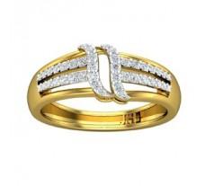 Natural Diamond Ring 0.36 CT / 3.31 gm Gold
