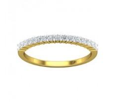 Natural Diamond Band 0.30 CT / 1.80 gm Gold