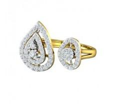 Natural Diamond Ring 0.80 CT / 4.30 gm Gold