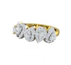 Natural Diamond Ring 0.92 CT / 4.20 gm Gold