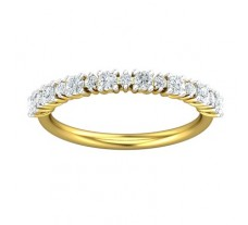 Natural Diamond Ring 0.23 CT / 1.01 gm Gold